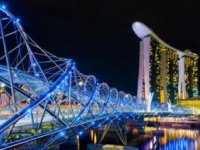 Tour trong nước - Singapore [River Safari - Sea Aquarium - Nhạc nước - Garden by the bay]