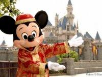 Tour trong nước - Hong Kong - Đại Nhĩ Sơn - Bảo tàng sáp - Disneyland - Tòa nhà Sky 100]